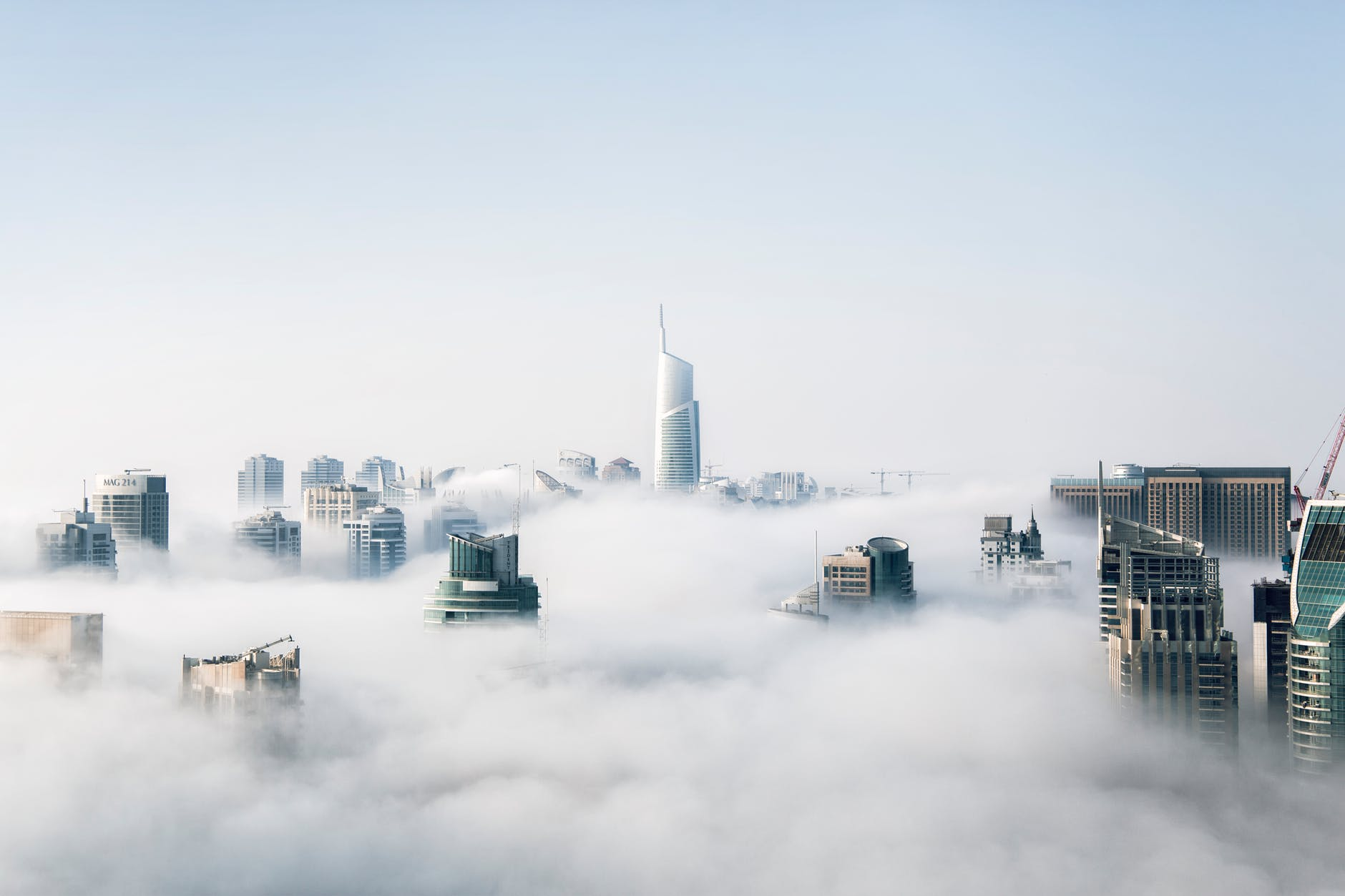 Legal risks of cloud services