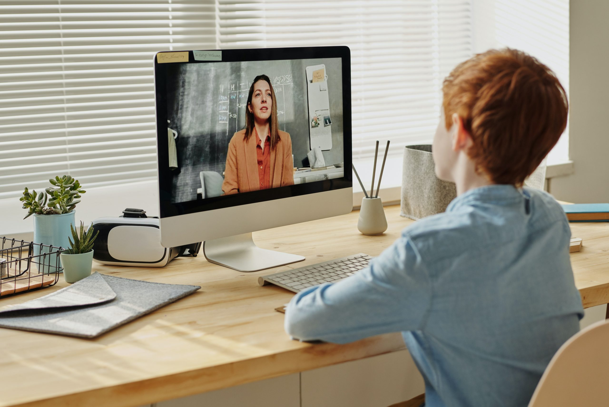 Remote working and distance learning
