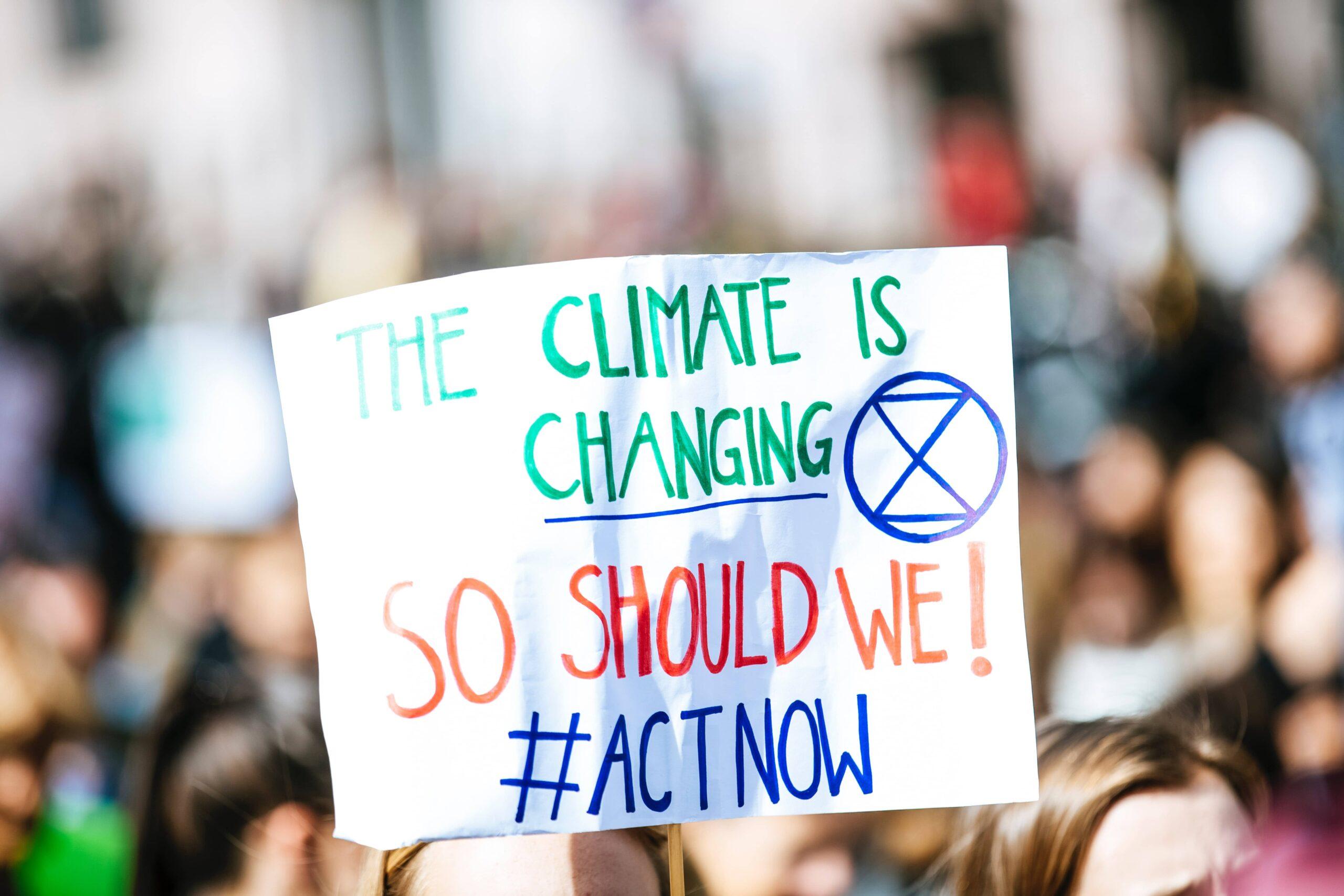 Il potenziale della tecnologia blockchain nella lotta al cambiamento climatico